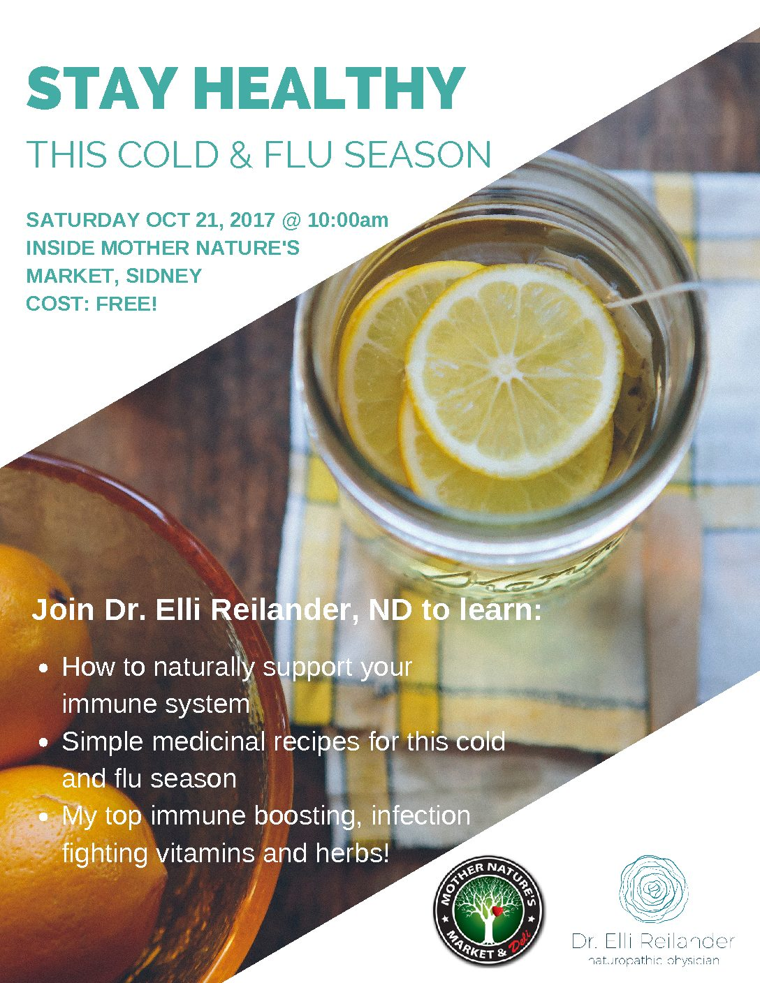 Stay Healthy This Cold & Flu Season